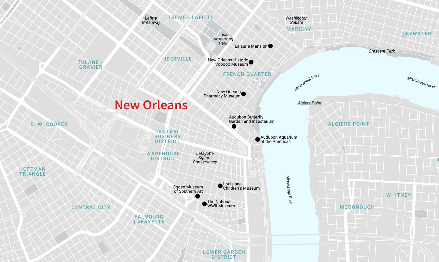 New Orleans Travel Guide on new orleans tour map, french quarter new orleans trolley, new orleans visitors map, new orleans road map, new orleans street map, french quarter map printable, disney port orleans resort french quarter map, french quarter streetcar map, new orleans louisiana map, french quarter street map, french quarter new orleans library, french quarter attractions map, french quarter new orleans history, french quarter walking map, french quarter new orleans tourism, old new orleans map, french quarter hotels map, la french quarter map, new orleans attractions map, nola french quarter map,