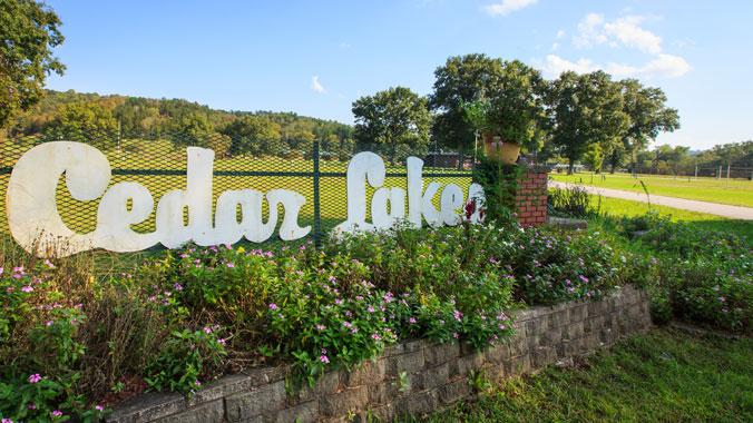 Cedar Lakes