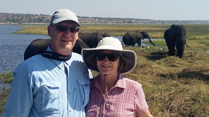 Southern Africa Safari and Train