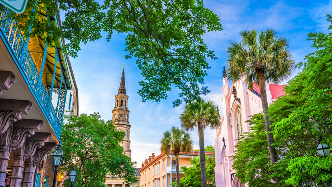 Women in the City: The Best of Charleston & Savannah