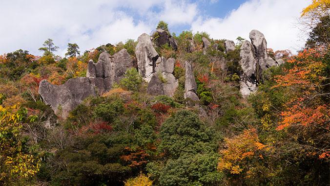 Walking Western Japan