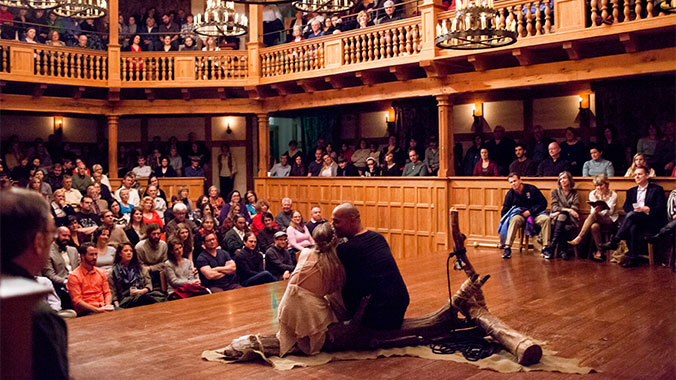 Best of London Theatre on Queen Mary 2