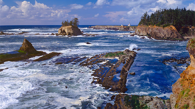 Gentle Walks Along the Southern Oregon Coast