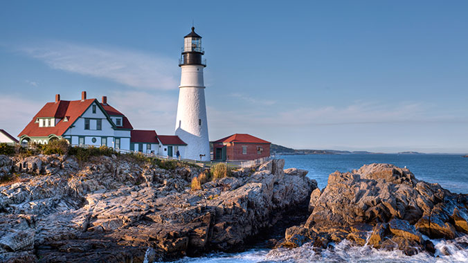 Coastal Maine: Portland to Bar Harbor