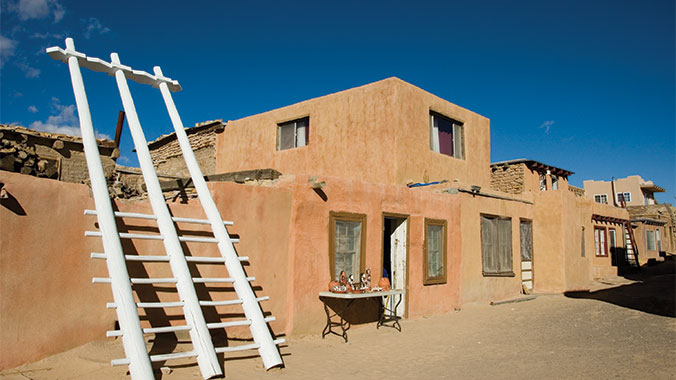 Literary Landscapes: Tony Hillerman's Southwest Inspirations