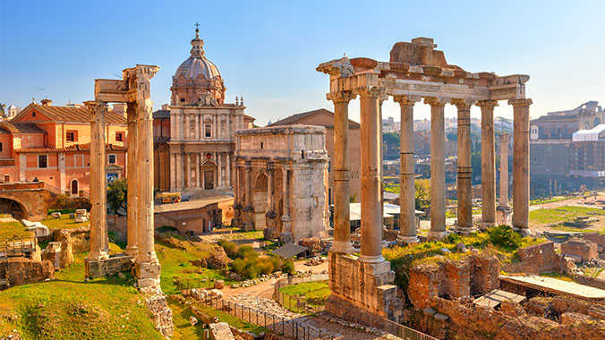 Lodging in Rome, Italy