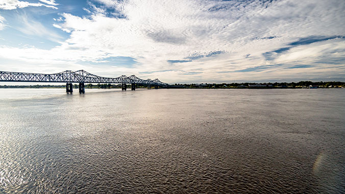 Southern Grandeur: A Private Voyage on the Mississippi