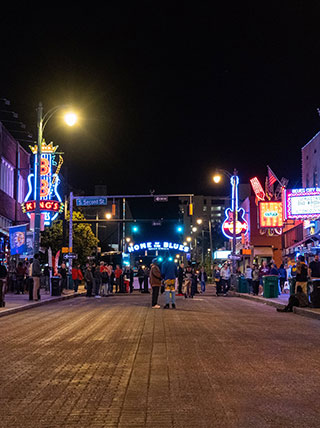 Music Cities USA: Nashville to Memphis