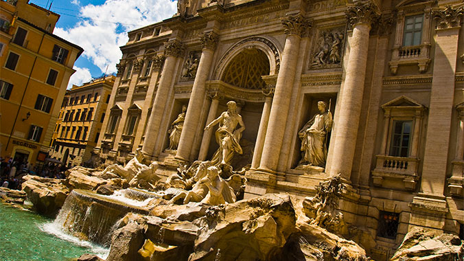 Lodging in Rome