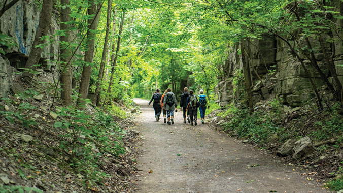 Choose Your Pace: A Grand Hiking Journey in Southern Ontario