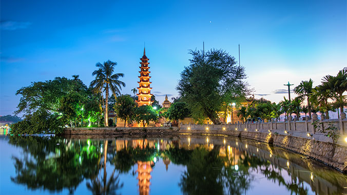 Vietnam Hanoi And Halong Bay