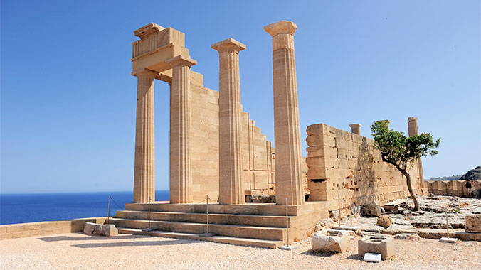 Odyssey at Sea: Greece, Lebanon, Israel and Egypt