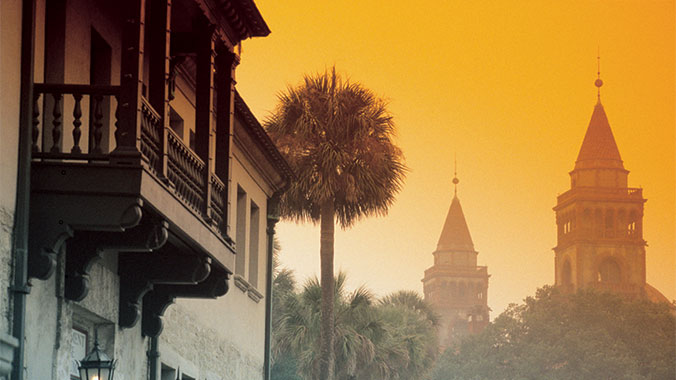 St. Augustine: 450 Years of History Comes Alive!