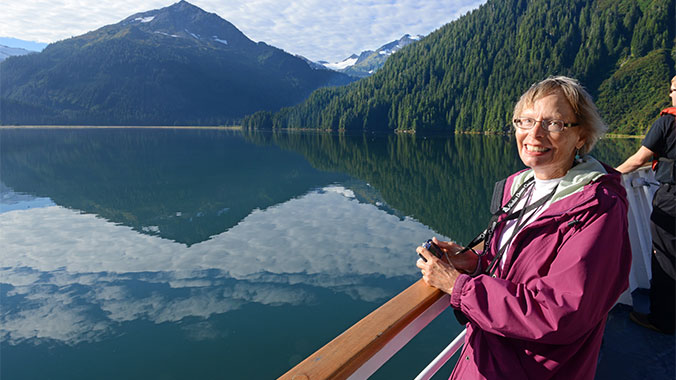Alaska's inside passage private group charter