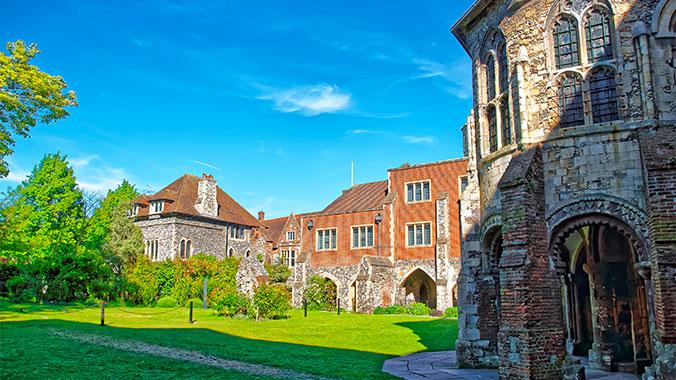 Canterbury, England