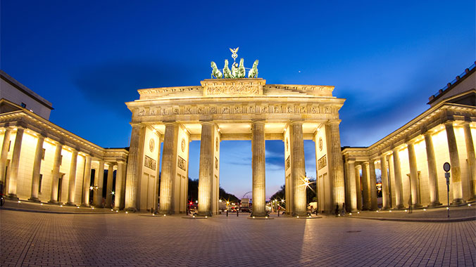 Classical music germany