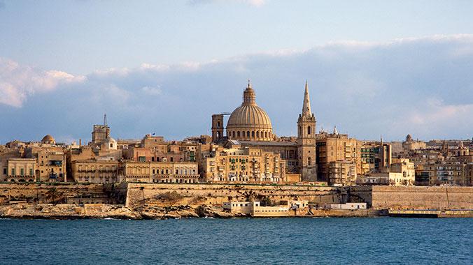 Malta, Keystone of Mediterranean History
