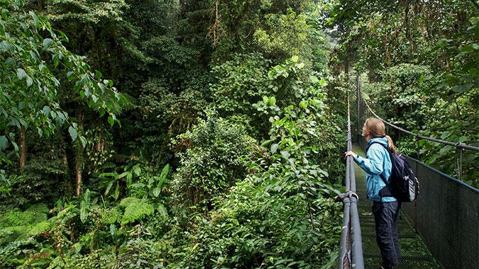 Costa Rica Trip for Grandparents and Grandchildren