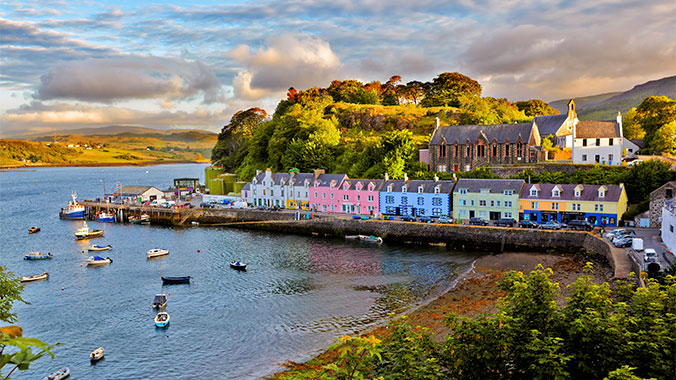 Whisky on the West Coast: Scotland's Shores & Islands