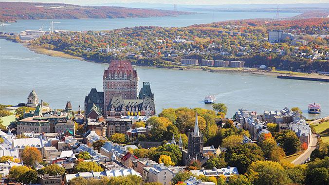 Grandparent Quebec Montreal Multicultural Journey