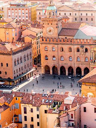 Bologna, Padua & Venice, Italy