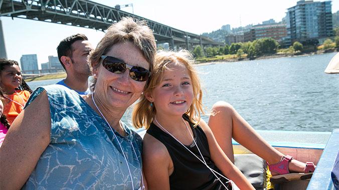 Science Trip with your Grandchild in Portland Oregon