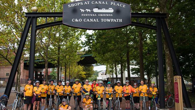 Bike the Entire C&O Canal: A Distinctive National Park