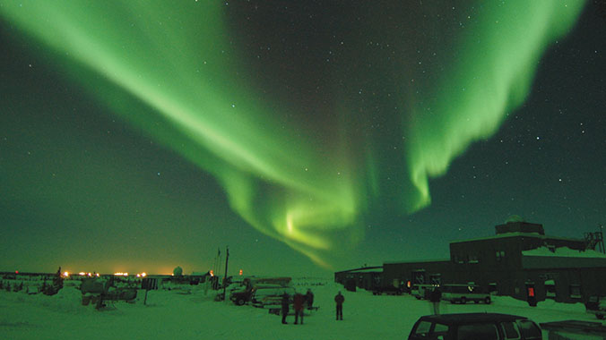 Into the Arctic Skies: Aurora and Astronomy in Churchill