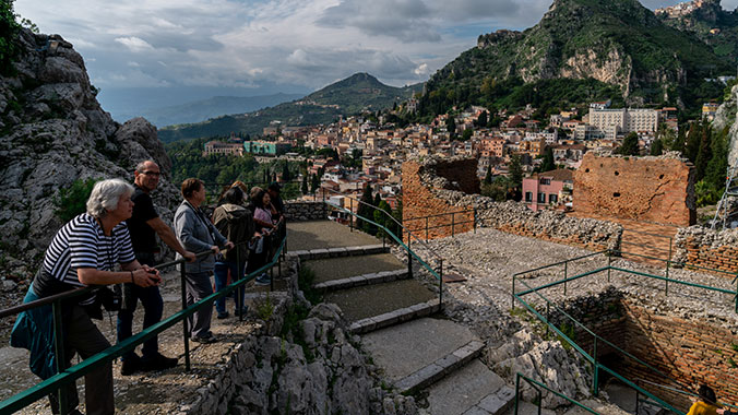 Winter in Italy: Eastern Sicily's Culture & Cuisine