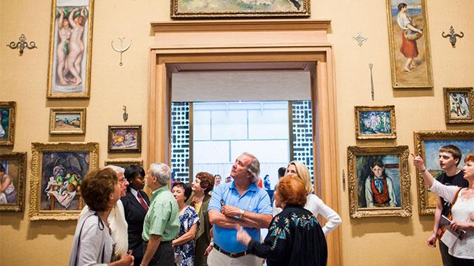 Museums, Murals and Sculpture in Philadelphia