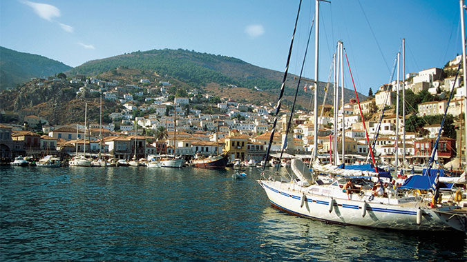 Odyssey at Sea: The Best of the Aegean Sea
