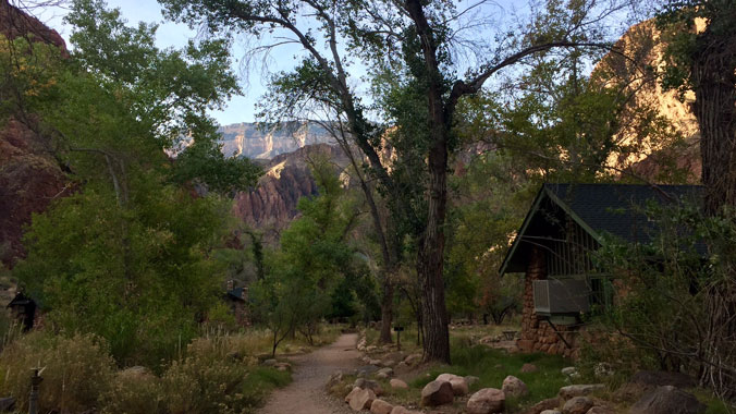 Hiking Grand Canyon from Rim to River: An Adventure to Phantom Ranch