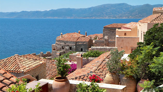 Odyssey At Sea: Greek Isles & Peleponnese