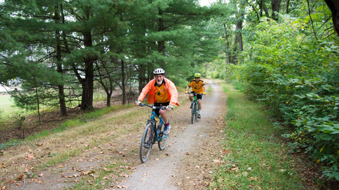 Choose Your Pace: Biking C&O Canal National Historic Park