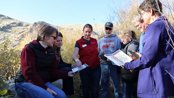Back to Campus: Study Geology at University of Montana Western