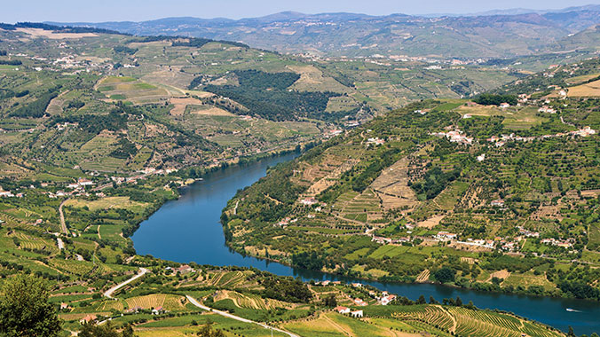 Hiking Portugal's Douro Valley