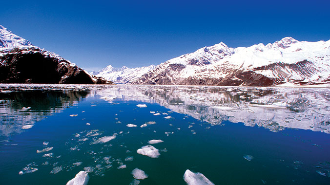 Coastal Alaska: Glacial Waters, Breathtaking Shores
