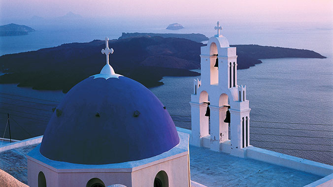 Greece: Island Hopping in the Aegean