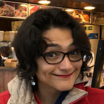 Profile Image of Nicole Flores Jara