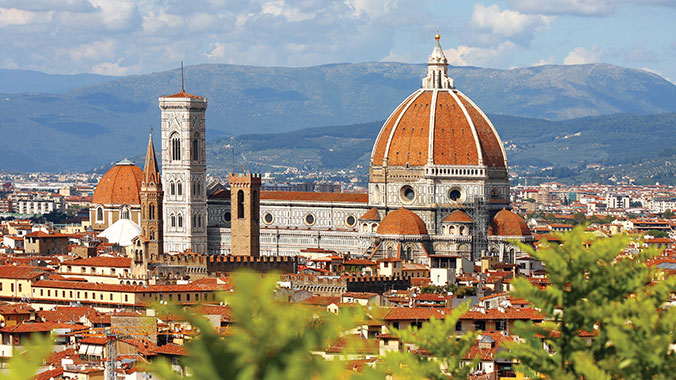 Classic Tuscany and the Treasures of Florence