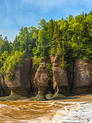 Gems of Atlantic Canada: Newfoundland, Nova Scotia and Bay of Fundy