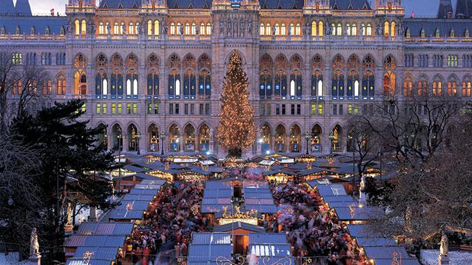 Christmas In Austria Germany Road Scholar