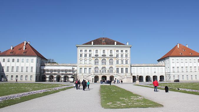 City Walks Munich Germany
