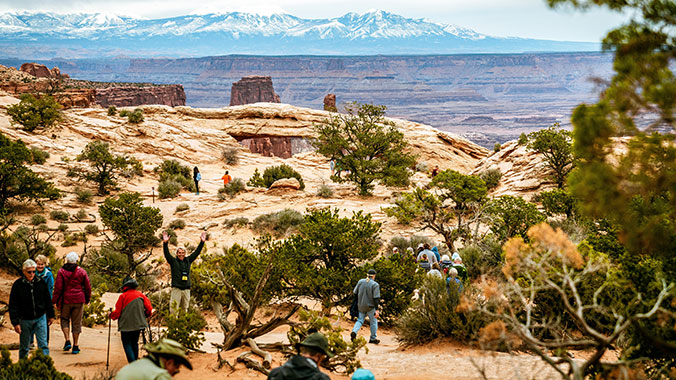Utah's Grand Circle of Parks and Monuments | Road Scholar