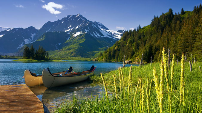 Choose Your Pace: Exploring Alaska's Pristine Kenai Peninsula