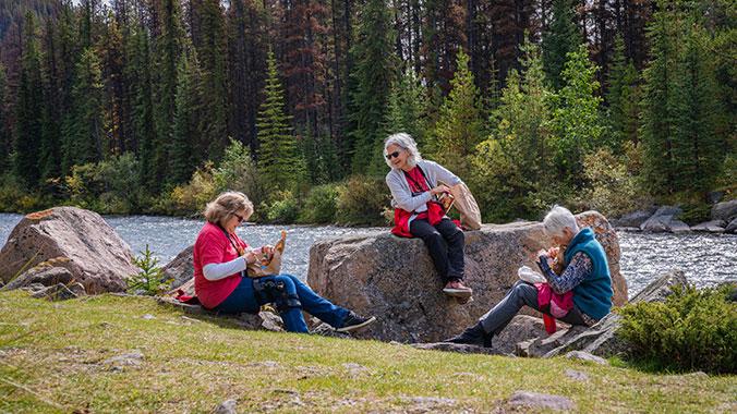 Exploring Canadian Rocky Mountain Parks