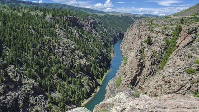 The Mighty Seven: Colorado's Majestic National Parks & Monuments
