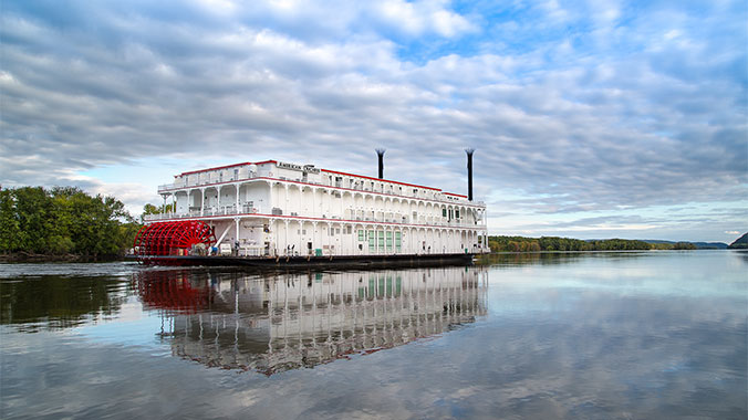 American Duchess Mississippi River
