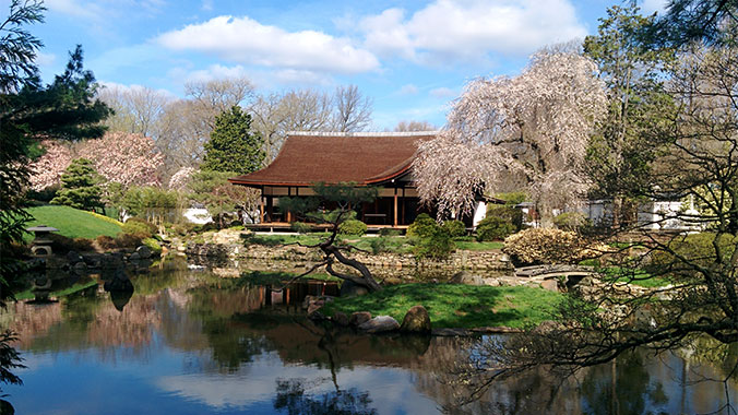 Join Local Experts To Explore The Mount Cuba Center, Ladew Topiary Gardens,  Chanticleer, The Barnes Foundationu0027s Arboretum, The Shofuso Japanese Garden  And ...