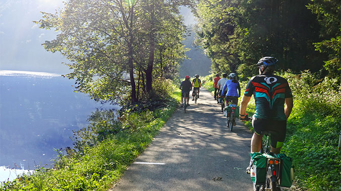A Cycling Journey: Munich to Vienna along The Danube River on